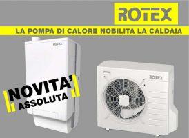 Rotex Pompe di calore Bergamo