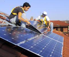 installazione pannelli fotovoltaici solare