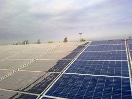 lavaggio pannelli solari fotovoltaici